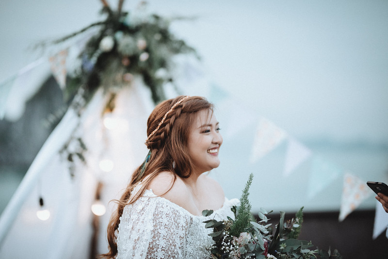 Hạ Long Bay wedding