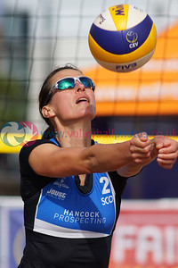 CEV SCD Beach Volleyball Zonal Event, Portobello, Edinburgh, Sun 14th May 2017.  © Michael McConville  http://www.volleyballphotos.co.uk/2017/CEV-FIVB-Events/2017-05-14-CEV-SCD-Beach-Volleyball