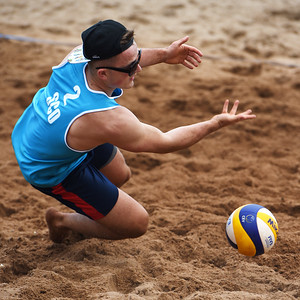 CEV SCD Beach Volleyball Zonal Event, Portobello Beach, 26th August 2017   © Lynne Marshall   http://www.volleyballphotos.co.uk/2017/CEV-FIVB-Events/2017-08-26-2017-05-13-CEV-SCD-Beach-Volleyball-Zonal-Event/