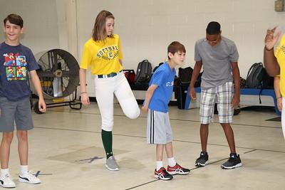 Cabrini Softball - St. Michael Special School