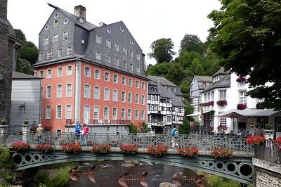 Exploring Monschau