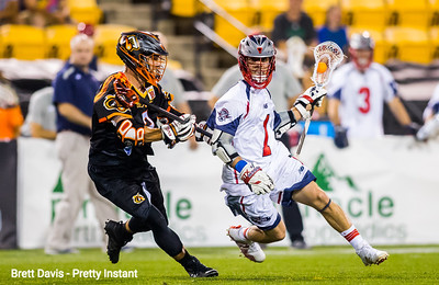 MLL: Boston Cannons @ Atlanta Blaze