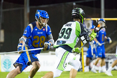 MLL: Boston Cannons @ Charlotte Hounds