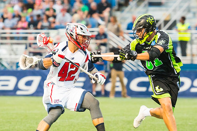 MLL: Boston Cannons @ New York Lizards