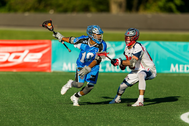MLL: Boston Cannons @ Ohio Machine