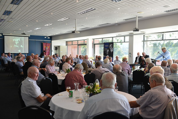 2017 Canterbury Roaders Luncheon and Mass