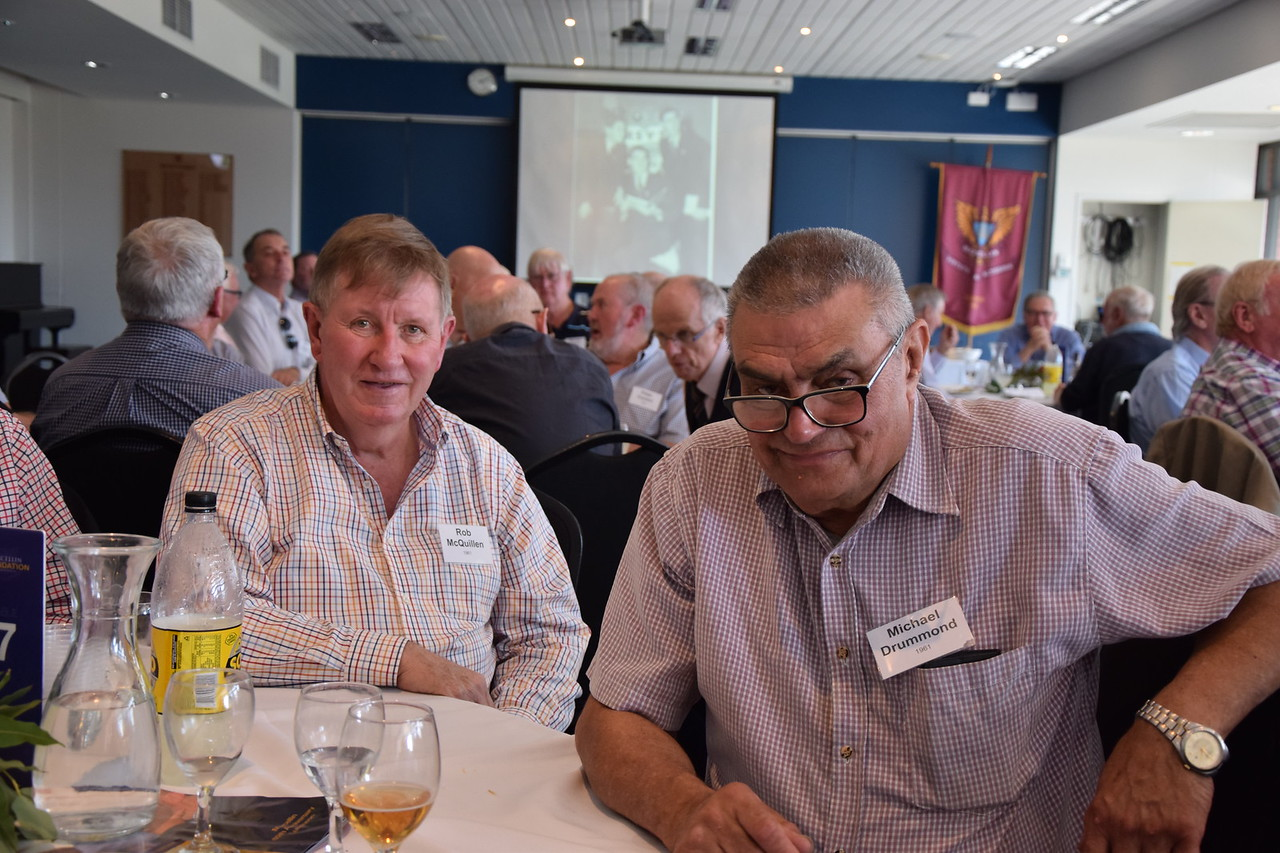 2017 Canterbury Roaders Mass & Luncheon