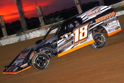 Cedar Ridge Speedway; Race Night 6-17-17