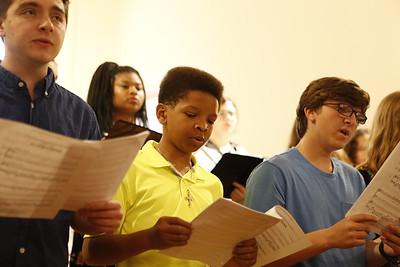 Chamber Ensemble Solo Recital