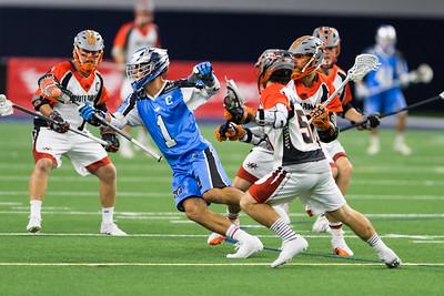 MLL Championship: Ohio Machine vs. Denver Outlaws