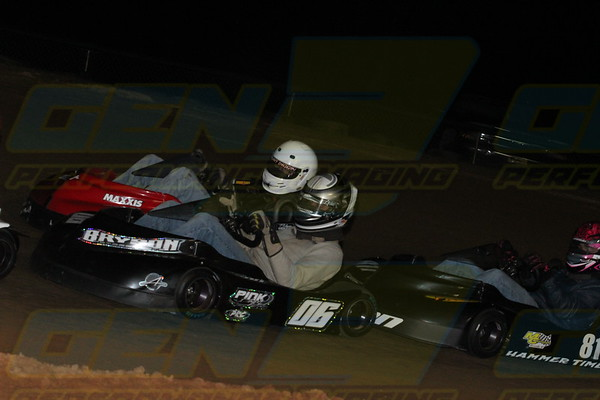 Chili Bowl Night 1 - Triple T Raceway