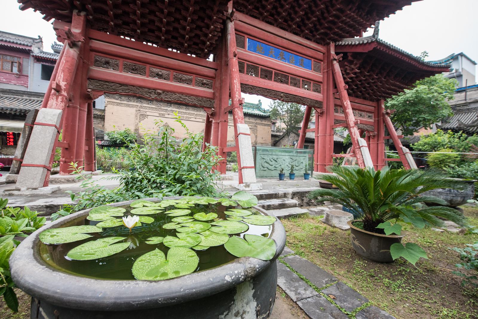 Grand mosque in Xian