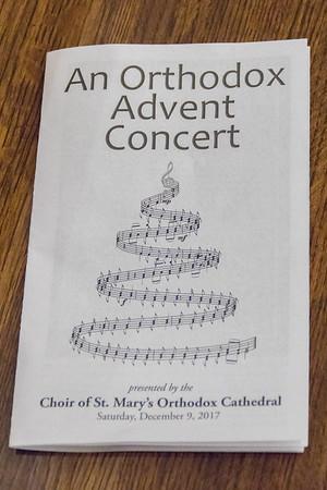 Choir Advent Concert 2017