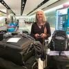 Saturday December 23: Arrival in London Heathrow