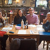Christmas Eve lunch at the Bald Faced Stag pub in Muswell Hill