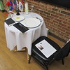 POW/MIA Table aka The Missing Man Table