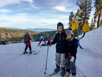 Christmas Ski Trip 2017