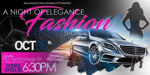 Chuck Pfoutz Presents: Mercedes-Benz A Night Of Elegance Fashion Show 2017