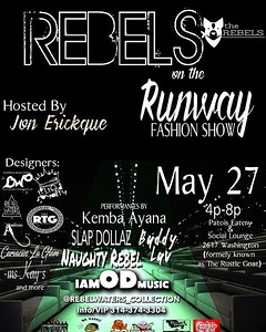 Chuck Pfoutz Presents: Rebels On The Runway Fashion Show 2017