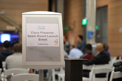 Cisco Spark Pop-up