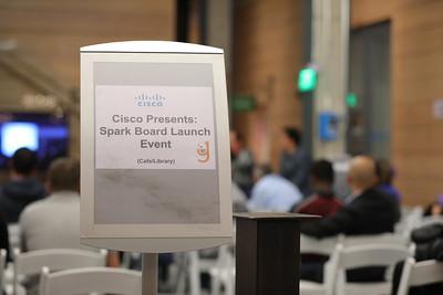 Cisco Spark Pop-up