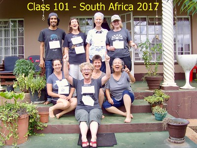 Class 101 South Africa February 2017
