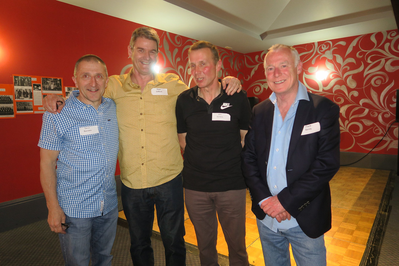 Marcellin Class of 1977 Reunion
