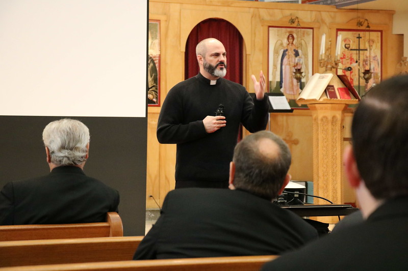 Clergy Lenten Retreat