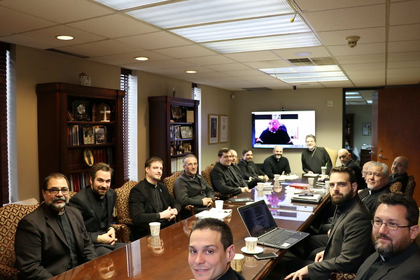Clergy Syndesmos Meeting
