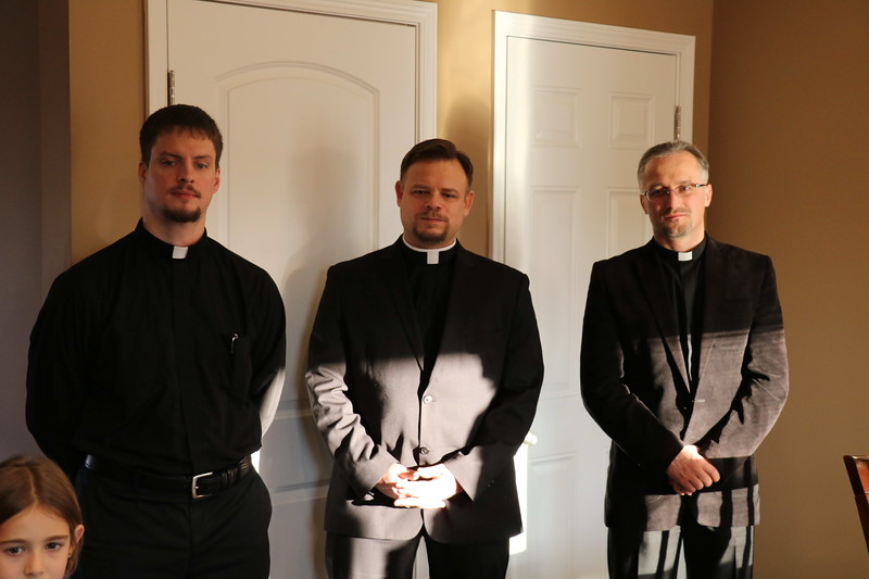 Clergy Vasilopita - Central District
