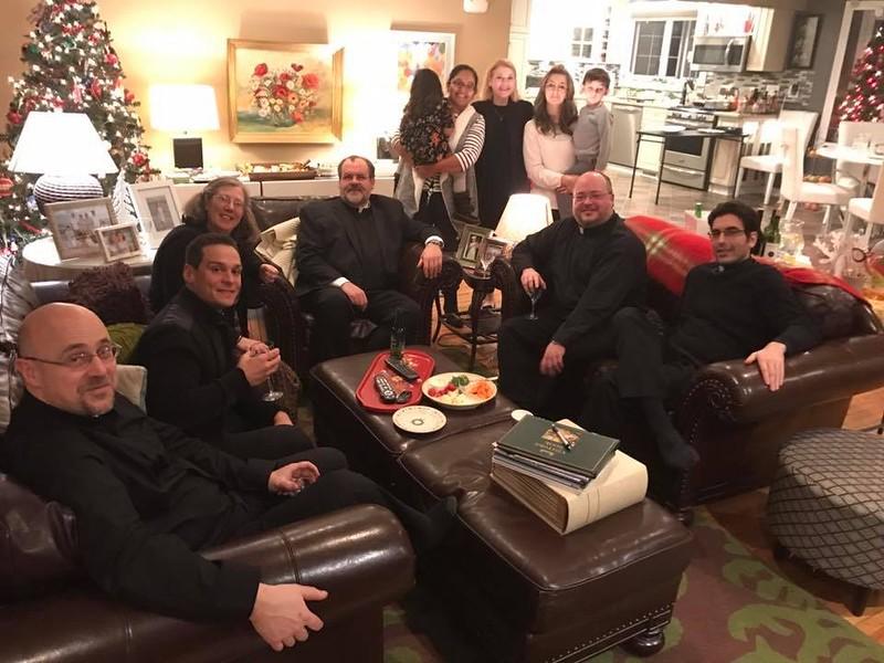 Clergy Vasilopita - New York District