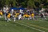 Franklin College vs Butler  at Faught Field, in Franklin, IN. Photo by Eric Thieszen.