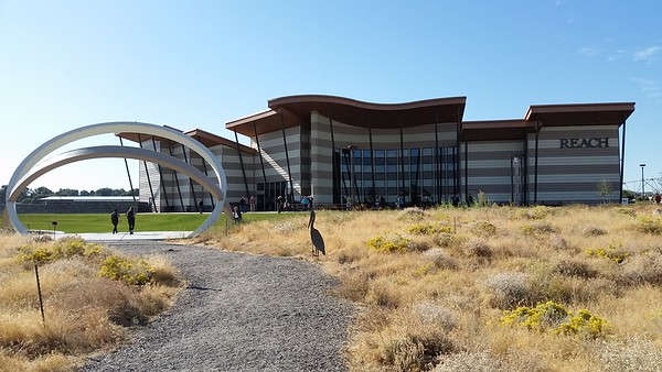 Hanford Reach Interpretive Center, Hanford, WA - Cathy Phillips