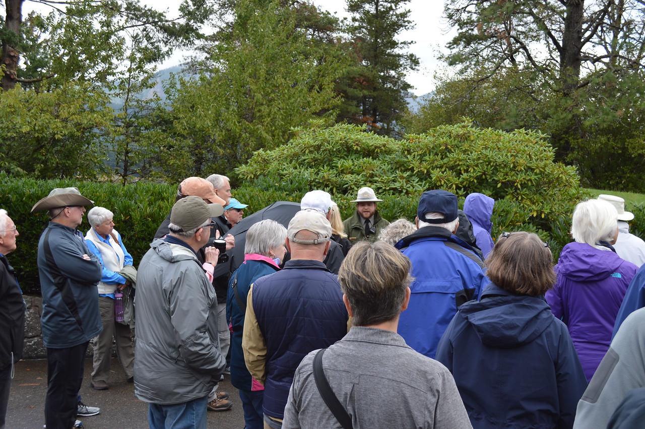 Bonneville Dam tour - Cathy Phillips