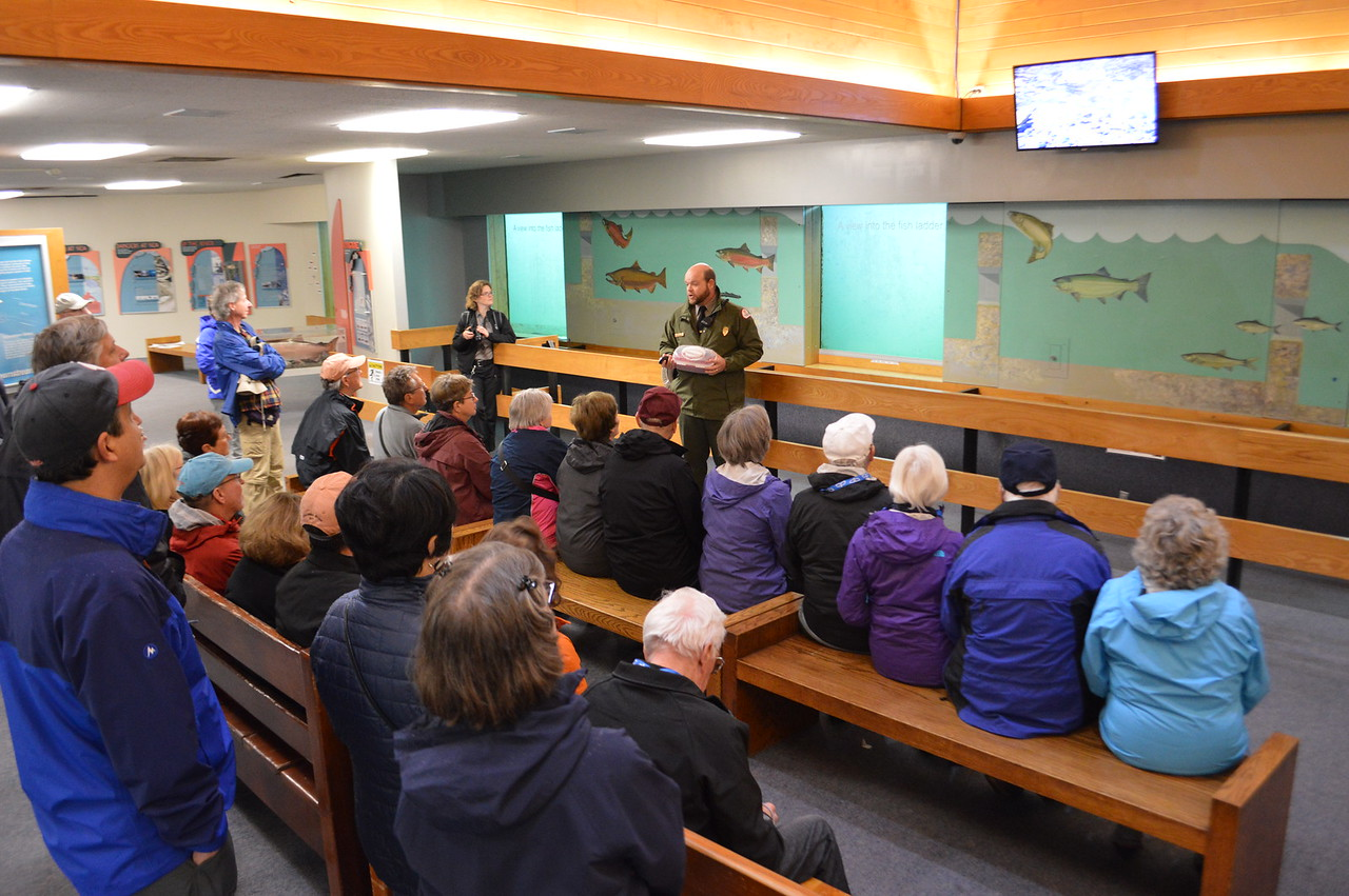 Bonneville Dam Visitor Center - Cathy Phillips