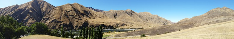 Lunch in Hells Canyon - Cathy Phillips