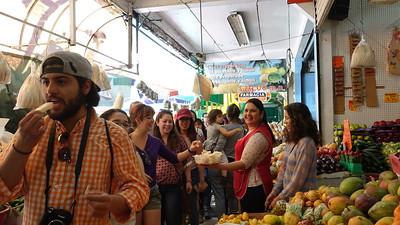 Mercado Hidalgo - Tijuana, Mexico