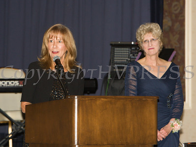 Anne Nolon, President & CEO of HRHCare Community Health was honored during the Access: Supports For Living 2017 Gala on Saturday, November 18 at Anthony's Pier 9 in New Windsor, NY. Hudson Valley Press/CHUCK STEWART, JR.