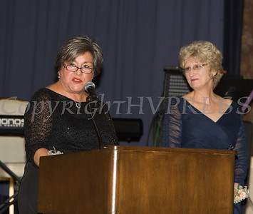 Linda Muller, President & CEO of Cornerstone Family Healthcare was honored during the Access: Supports For Living 2017 Gala on Saturday, November 18 at Anthony's Pier 9 in New Windsor, NY. Hudson Valley Press/CHUCK STEWART, JR.