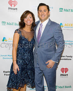 Mr. and Mrs. Dabroski pose for a photo at Access: Supports For Living 2017 Gala on Saturday, November 18 at Anthony's Pier 9 in New Windsor, NY. Hudson Valley Press/CHUCK STEWART, JR.