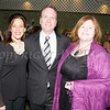 April Gozza, Dave Jolly and Michele McKeon enjoy Access: Supports For Living 2017 Gala on Saturday, November 18 at Anthony's Pier 9 in New Windsor, NY. Hudson Valley Press/CHUCK STEWART, JR.