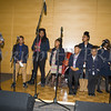 The Voices of Hope Children's Choir, under the direction of Music Director Rhonda Dimmie, performs at Choral Sunday, sponsored by SUNY Orange in Newburgh, NY on Sunday, May 7, 2017. Hudson Valley Press/CHUCK STEWART, JR.