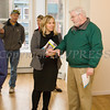 People take a tour of Habitat for Humanity of Greater Newburgh's 90th home on Friday, December 1, 2017 prior to it being dedicated to the Guevera-Perez family. Hudson Valley Press/CHUCK STEWART, JR.