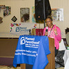 Lana Williams-Scott, Diversity Initiative Coordinator at Planned Parenthood Mid-Hudson Valley and Co-Chair to the Coalition, offers remarks as the Poughkeepsie Healthy Black and Latino Coalition celebrated Black History Month with a Healthy Living Expo at the Catherine Street Community Center in Poughkeepsie, NY on Saturday, February 25, 2017. Hudson Valley Press/CHUCK STEWART, JR.