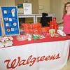Poughkeepsie Rt 44 Walgreens Store Manager Jennifer Albright was on hand as the Poughkeepsie Healthy Black and Latino Coalition celebrated Black History Month with a Healthy Living Expo at the Catherine Street Community Center in Poughkeepsie, NY on Saturday, February 25, 2017. Hudson Valley Press/CHUCK STEWART, JR.