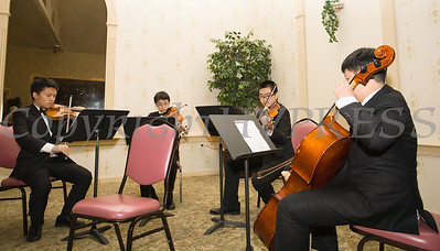Fei Tian Academy of the Arts offered the entertainment for the 22nd Annual Orange County Human Rights Commission Awards Dinner, held on Wednesday, April 19 at Kuhl's Highland House in Middletown. Hudson Press/CHUCK STEWART, JR.