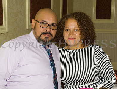 Latinos Unidos of the Hudson Valley celebrated its 16th Anniversary and its 12th Annual Hispanic Heritage Cultural Celebration at Anthony's Pier 9 in New Windsor, NY on Friday, October 13, 2017. Hudson Valley Press/CHUCK STEWART, JR.