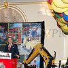 Phil Royle, LEGOLAND New York's head of community and project relations, offers remarks as Merlin Entertainment officially announced that LEGOLAND New York is being built on Wednesday, October 25, 2017. Hudson Valley Press/CHUCK STEWART, JR.