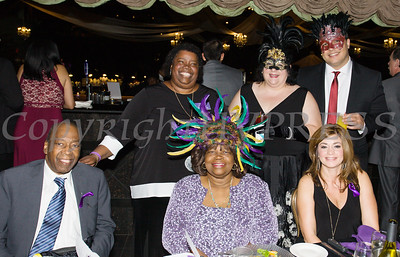 Hundreds of supporters joined Safe Homes of Orange County to celebrate their 31st Anniversary during the Celebration of Hope Masquerade Ball on Friday, October 20, 2017. Hudson Valley Press/CHUCK STEWART, JR.