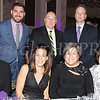 Diahan Scott, Michael Limperopulos, April Gozza, Patrick Murphy, Linda Muller, David Jolly, Regina McGrade and Rev. Nelson McAllister representing Cornerstone Family Healthcare, who received the Mildred Warren Good-Neighbor Award, as Safe Homes of Orange County celebrated its 31st Anniversary with a Celebration of Hope Masquerade Ball on Friday, October 20, 2017. Hudson Valley Press/CHUCK STEWART, JR.